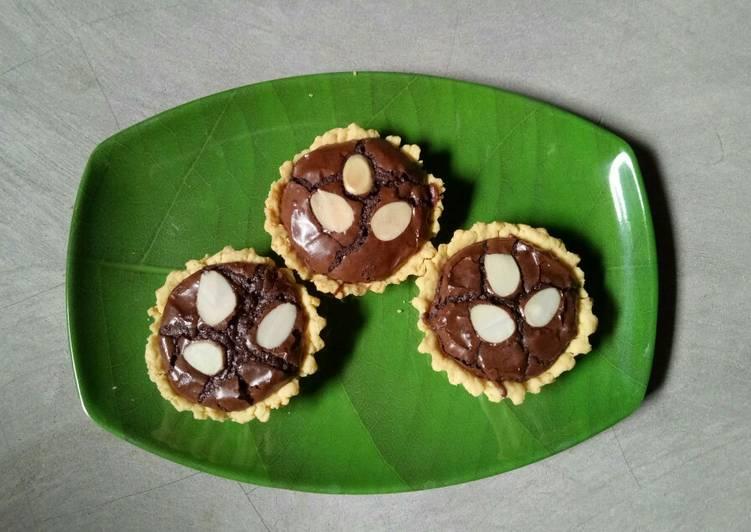 Resep Pie Brownies