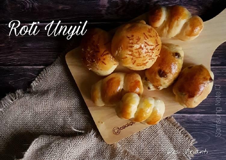 Resep Roti unyil tanpa ulen