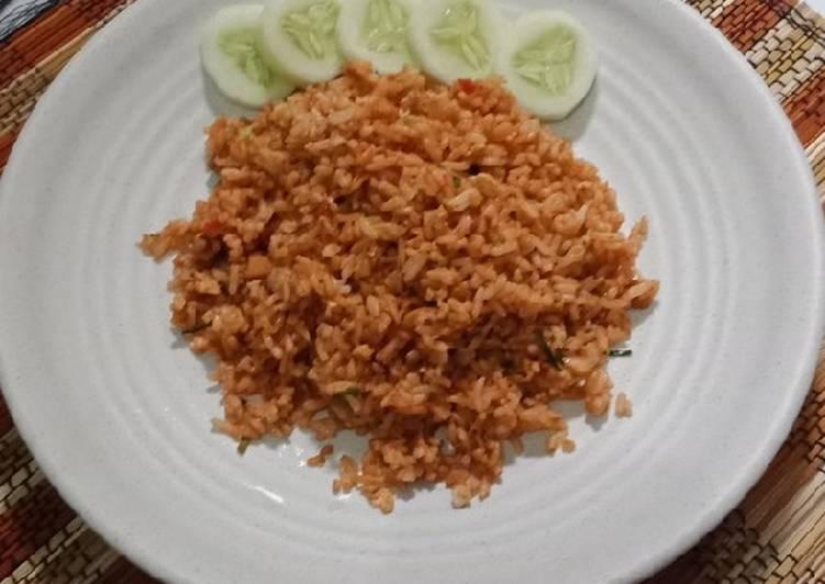 Resep Nasi Goreng Daun Jeruk
