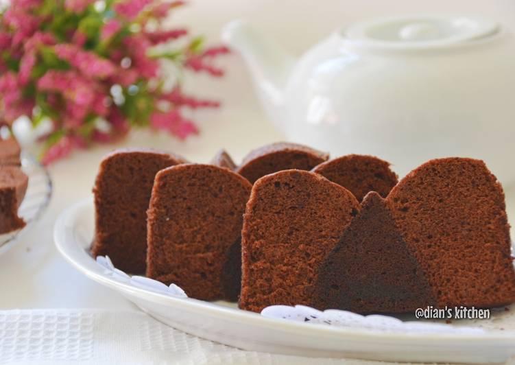 Resep Brownies Kupu-kupu