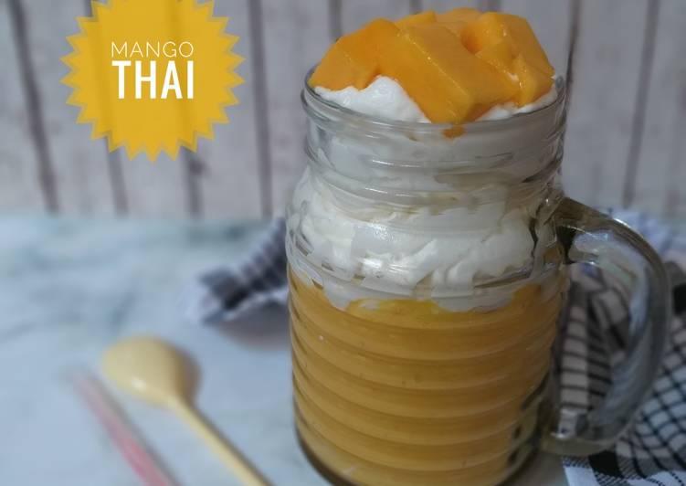 Resep Mango Thai