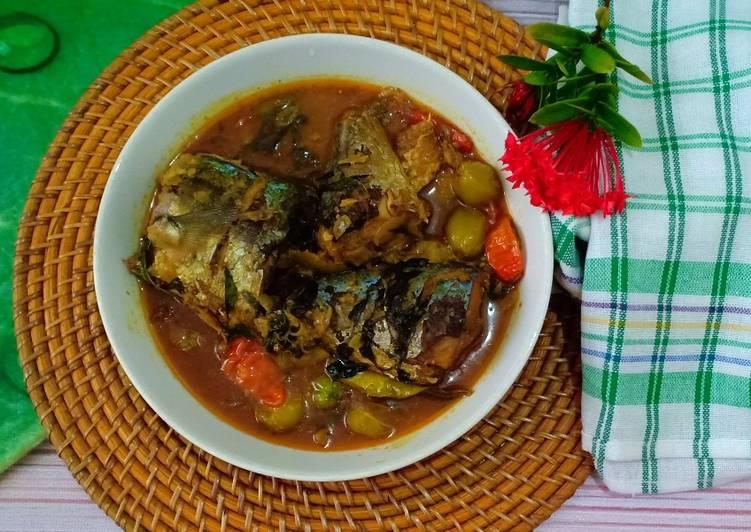 Resep Garang Ikan