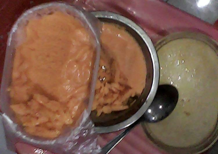 Resep Papaya Ice Cream