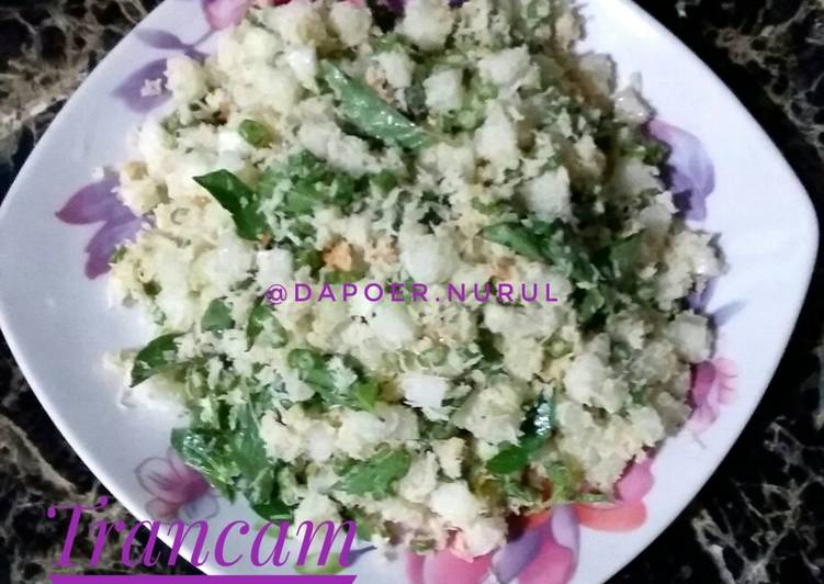 Resep Trancam Sayur