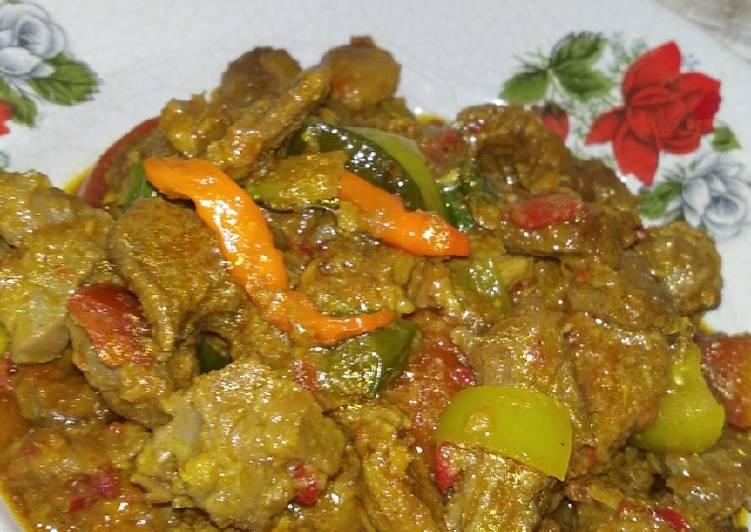 Resep Oseng Daging kambing