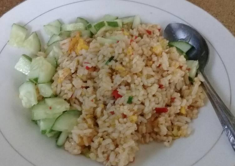 Resep Nasi Goreng Kencur