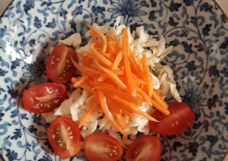 Resep Duplikasi Salad Hokben