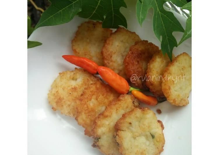 Resep Cireng nasi