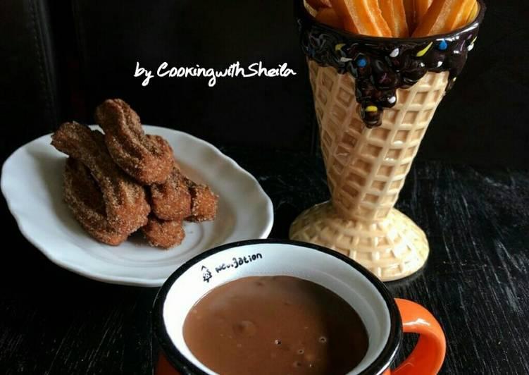 Resep Spanish Hot Chocolate