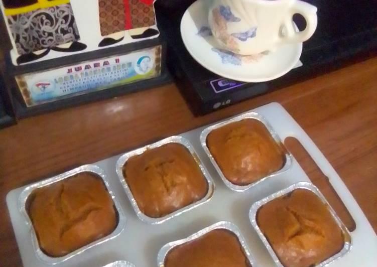 Resep Kue sakura eggless