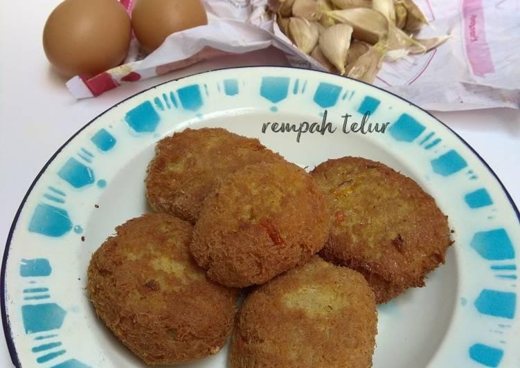 Resep Rempah telur pedas #siapramadan #berburucelemekemas