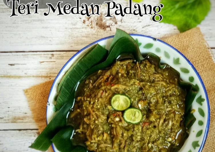 Resep Sambel Ijo Teri Medan Padang