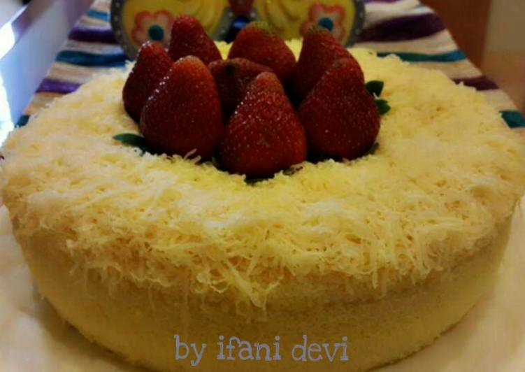 Resep Soft Cake Donat Bakar