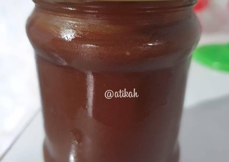 Resep Selai coklat homemade