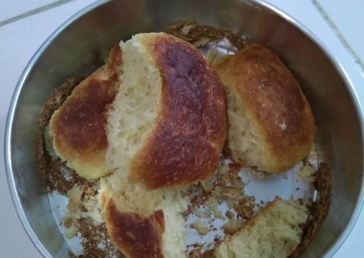 Resep Roti manis ala jadul