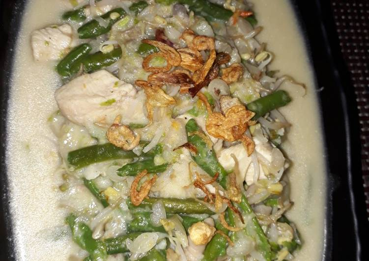 Resep Olah-Olah Sayur Campur Dada Ayam
