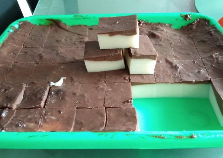 Resep Hunkwee cokelat putih