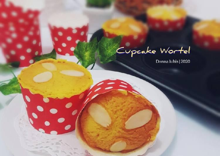 Resep Cupcake Wortel