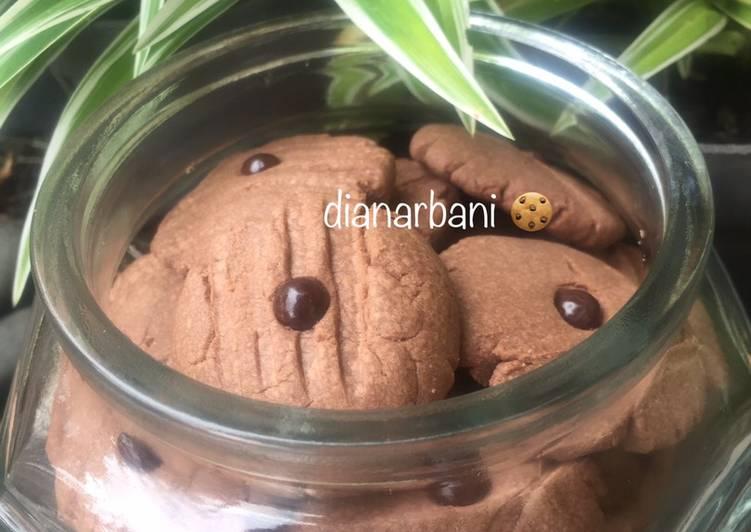 Resep Chocolate Cookies/Kukis Coklat