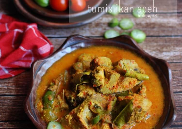 Resep Tumis Ikan Aceh (Tumeh Eungkot) #pr_MangatThat