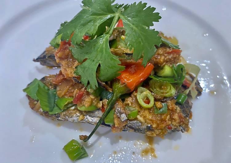 Resep Ikan Tongkol Balado