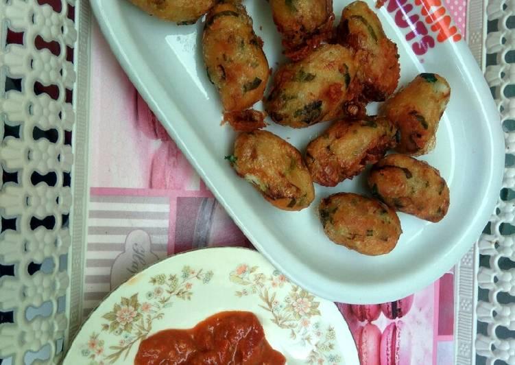 Resep Perkedel kentang simple