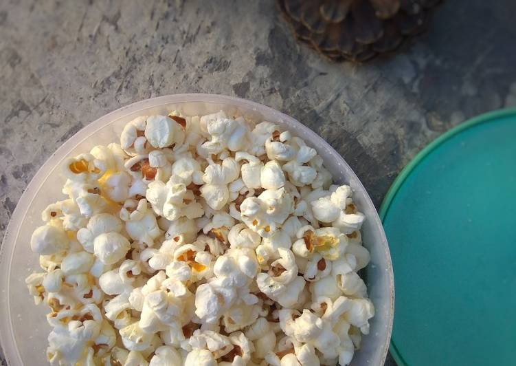 Resep Pop Corn