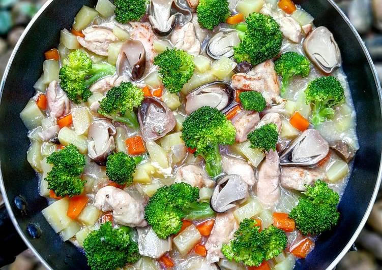 Resep Chicken Stew