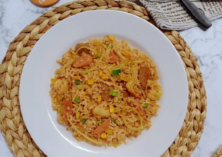 Resep Nasi Bombay