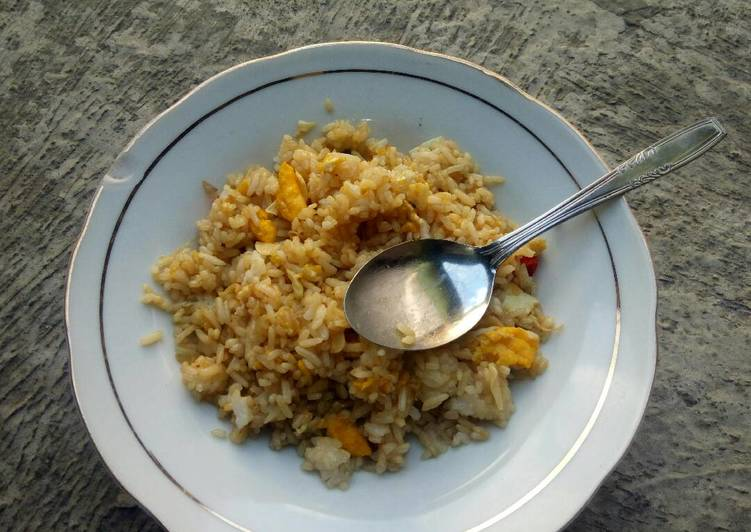 Cara Gampang Membuat Nasi Goreng Lezat