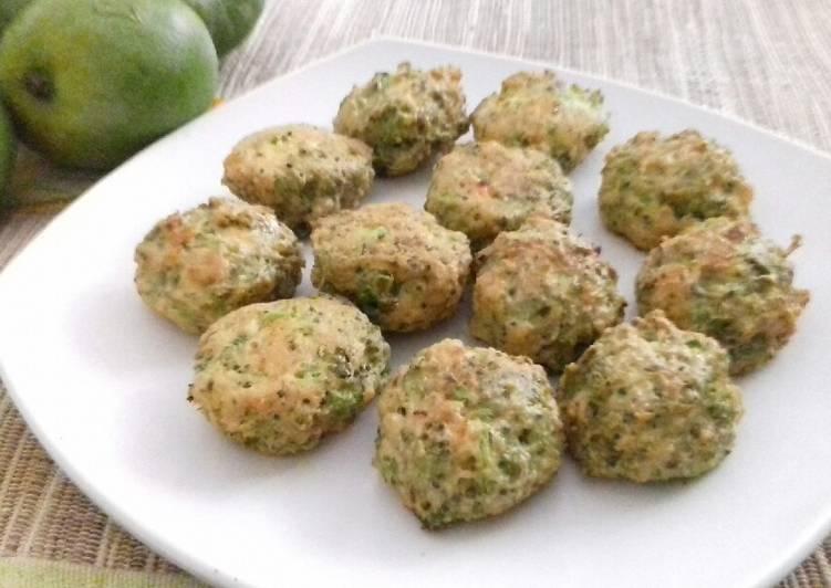Resep Bergedel _Tahu brokoli