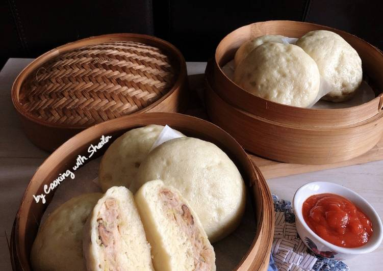 Resep Bakpao Ayam