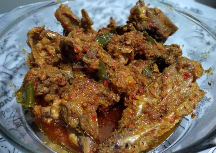 Resep Ayam kampung betutu