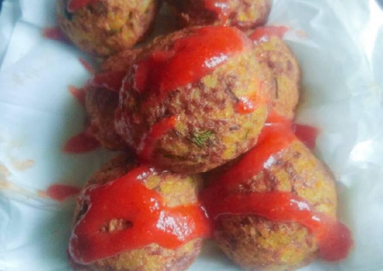 Resep Takoyaki Telur3in1