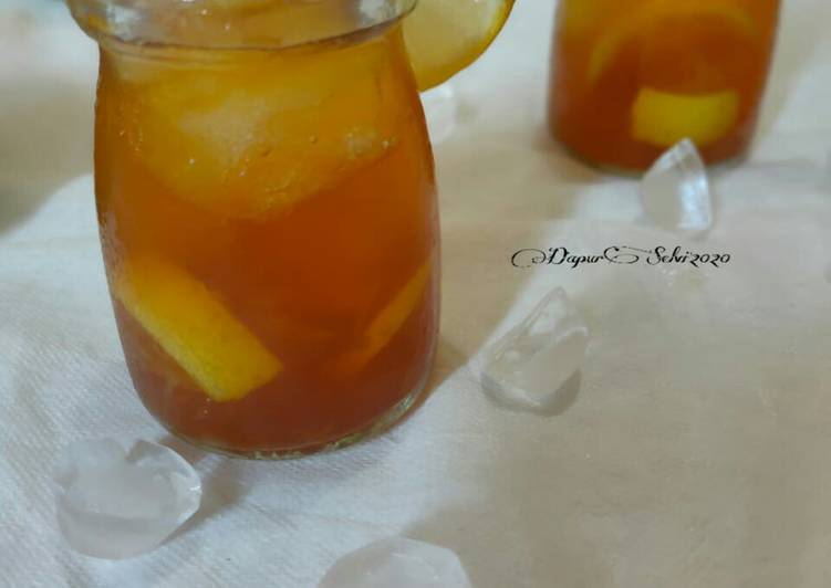Resep Es Lemon Tea