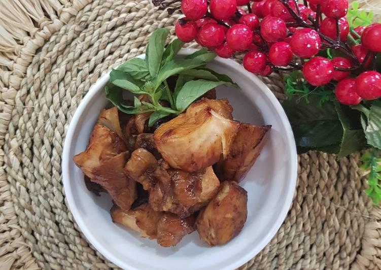 Resep Ayam Bacem Praktis