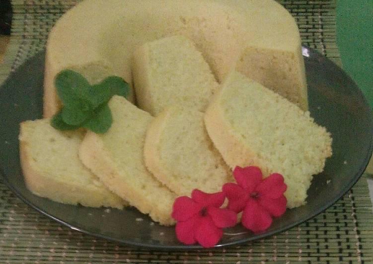 Resep Simple sponge cake lembut banget #beranibaking