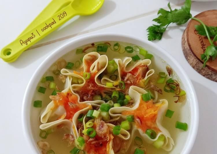 Resep Siomay Ayam Udang Kuah