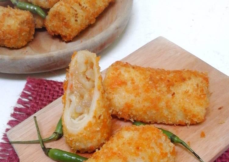 Resep Risoles Ragout Sayuran