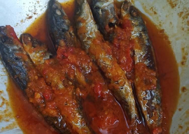Resep Ikan Cue Sambal
