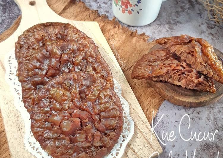 Resep (1.Kue Cucur Gula Merah