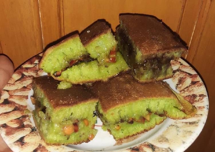 Resep Martabak manis macam-macam toping