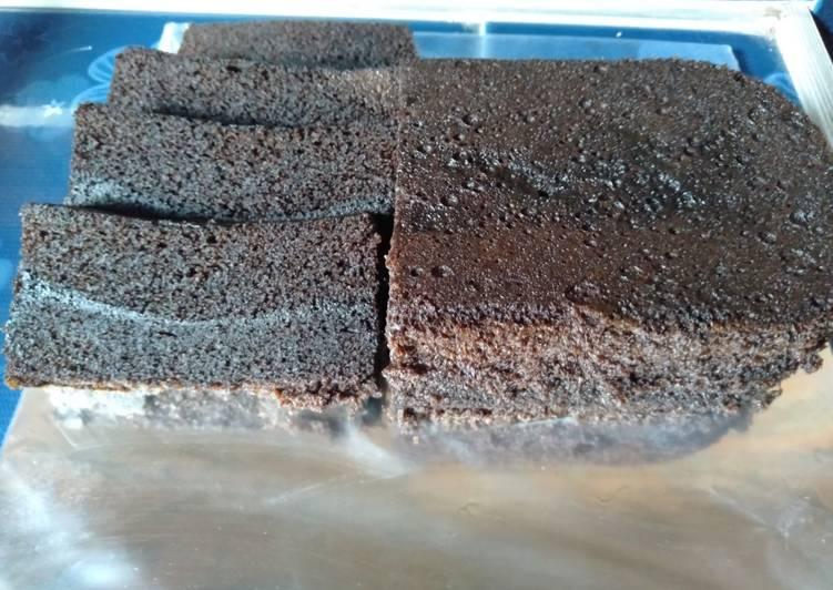 Resep Brownies kukus ala Amanda