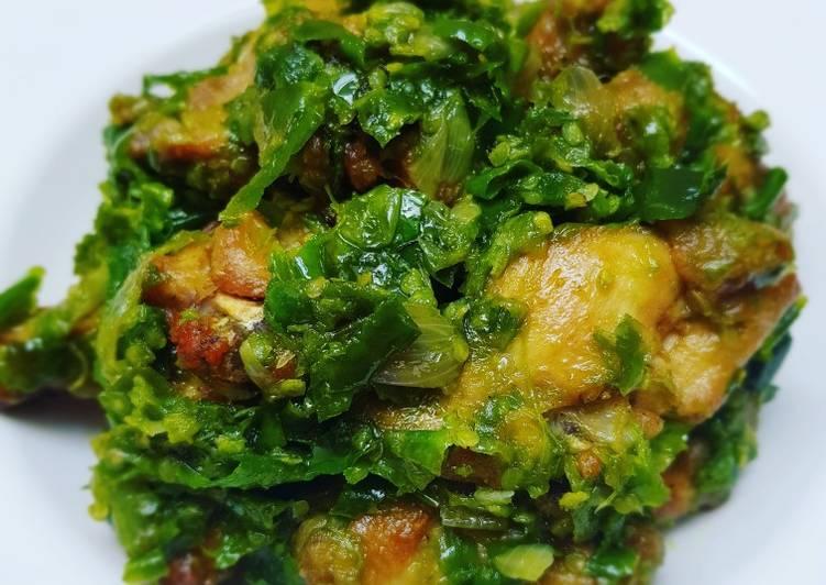 Resep Ayam Goreng Sambel Hijau