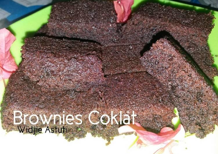 Resep Brownies Coklat #beranibaking