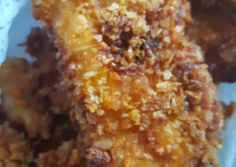 Resep Chicken Snitsu