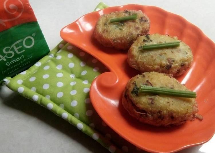 Resep Perkedel kentang bumbu irit #BikinRamadhanBerkesan