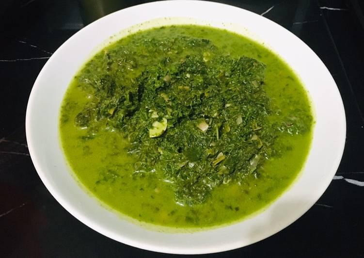 Resep Sayur Daun Singkong Tumbuk Ala Chef Turnip