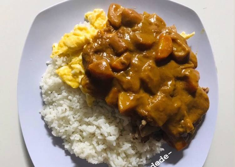 Resep Beef Curry