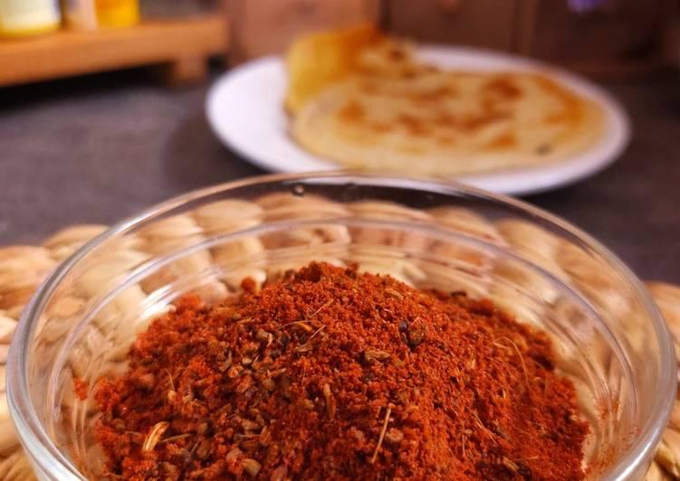 Resep Shawarma Spice Mix